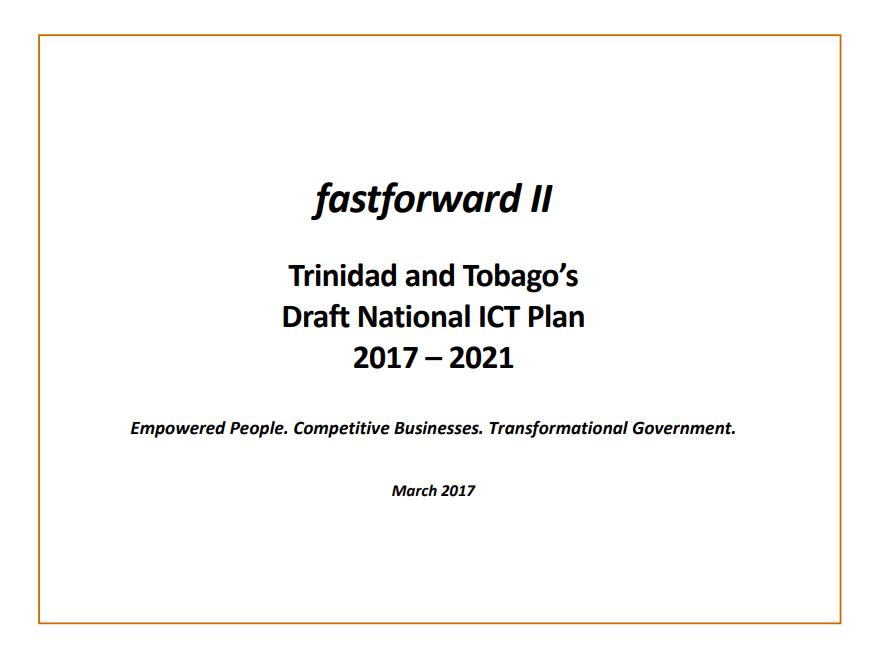 National ICT Plan 2017-2021