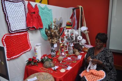 Folk Festival Handicraft Finals At Queen S Hall Trinidad And