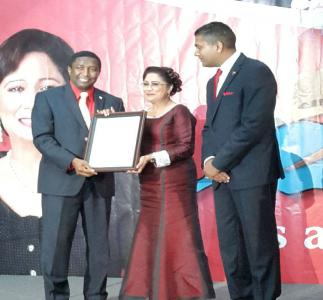 Prime Minister Honoured in South Miami | Trinidad and Tobago