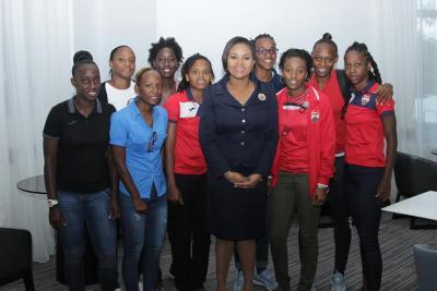 trinidad tobago women