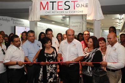Karim Opens Jobs Store in Gulf City Mall | Trinidad and Tobago