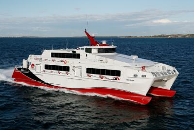 Chaguaramas Water Taxi Launched Trinidad And Tobago