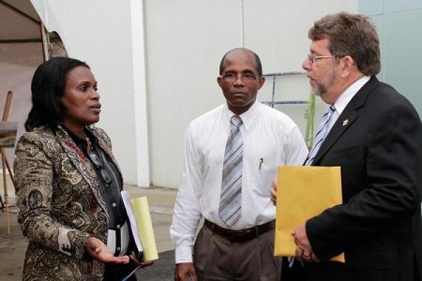 HDC town meeting at Egypt Village, Chaguanas | Trinidad and Tobago