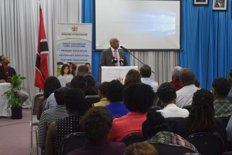 Over 250 New Teachers Inducted Into The Teaching Service